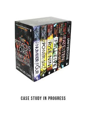 Pittacus Lore Series